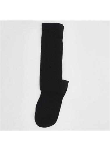 Panço Kız Çocuk Tekli Çorap 1813640108 Renksiz